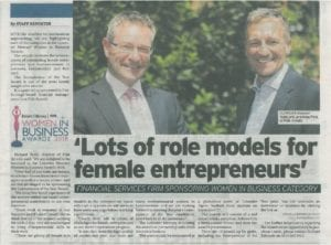 Pole Arnold Sponsoring The 2018 Leicester Mercury Women In Business Awards - Pole Arnold